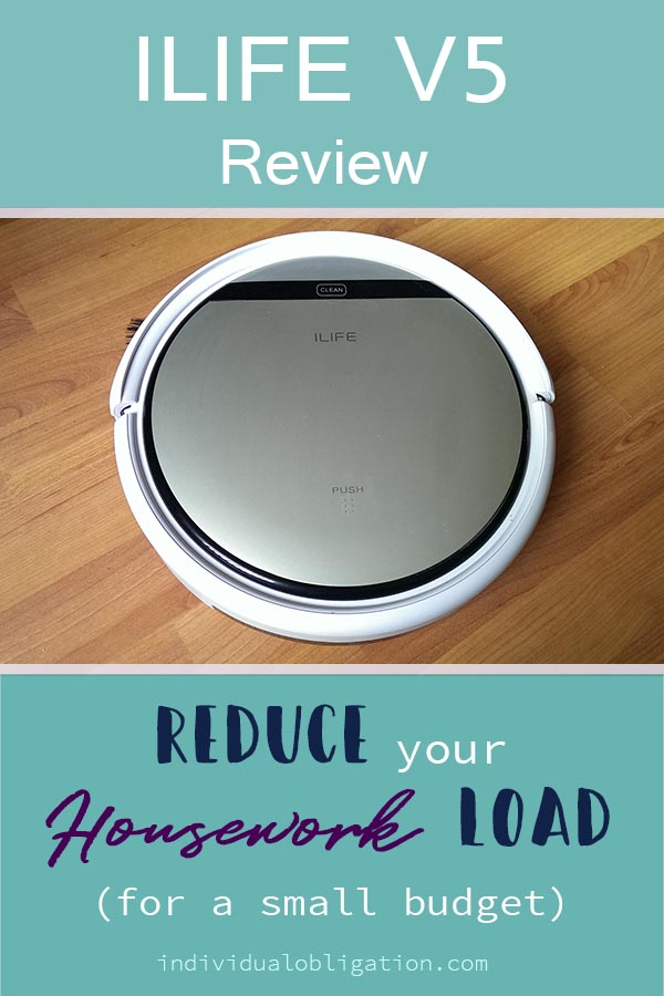 ILIFE V5 Review – A Cheaper Alternative to a Roomba Robot Hoover