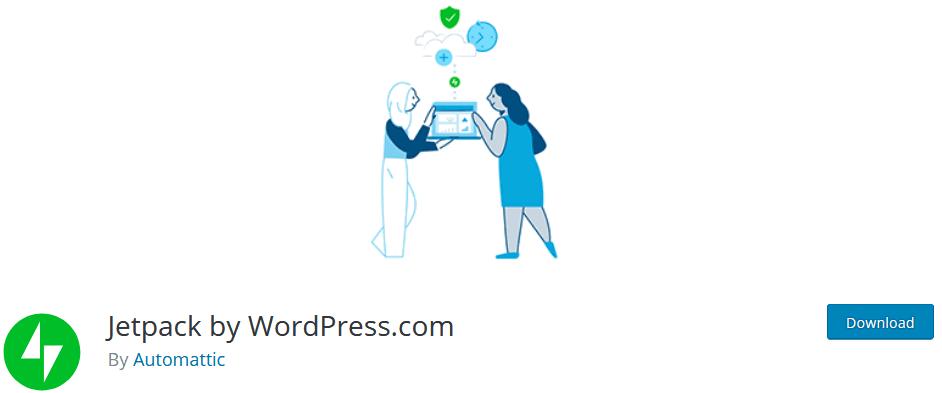 Social Media Plugin For WordPress Jetpack Plugin By WordPress.com
