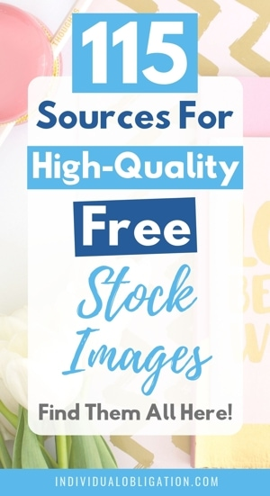 115 sources for high-quality free stock images
