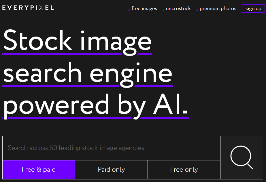 Free Stock Images Using The Every Pixel Website