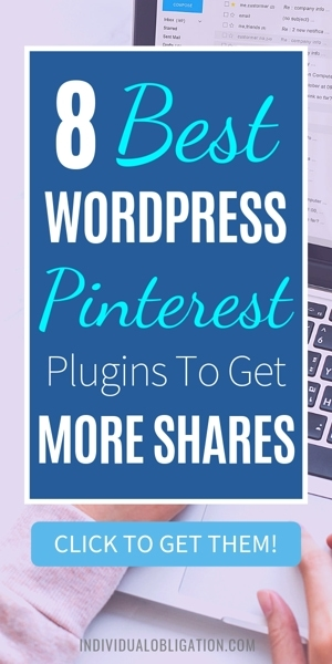 8 Best WordPress Pinterest Plugins To Get More Shares