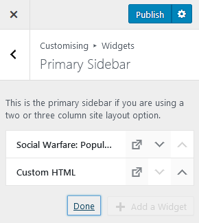 How To Edit Widgets In WordPress By Reordering With The Reorder Button In The Wp Customizer.png