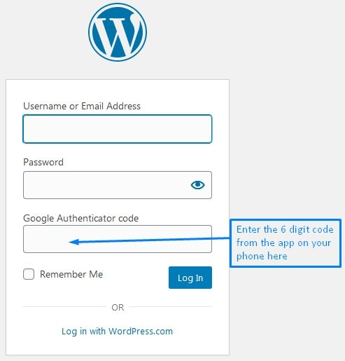 Frequently asked questions about WordPress (FAQ) - How to add WordPress two-factor authentication