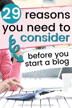 Why Start A Blog The Pros And Cons Of Blogging